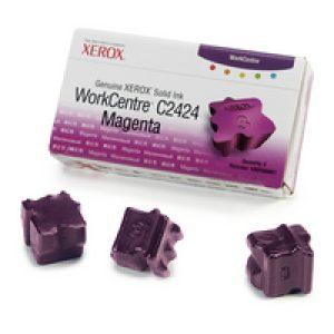 108R00661 solid ink magenta, 3 sticks, 3400p for WorkCentre C2424