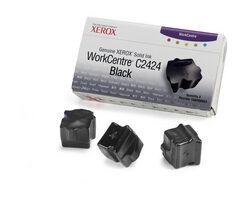 108R00663 solid ink black, 3 sticks, 3400p for WorkCentre C2424