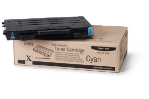 106R00680 Toner capacitate mare cyan pentru Phaser 6100