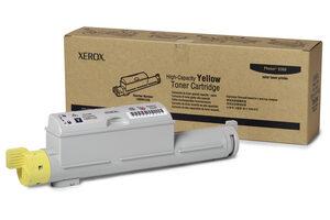 106R01220 Toner capacitate mare yellow pentru Phaser 6360