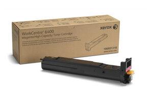 106R01318 Toner capacitate mare magenta pentru WorkCentre 6400